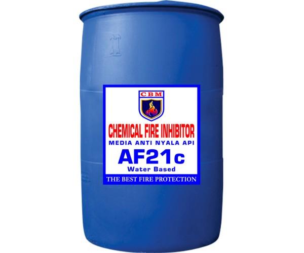 Kimia Anti Nyala Api