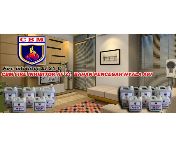 CBM AF21c media anti nyala api